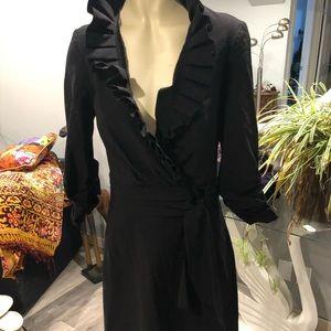 Le Chateau stunning black dress